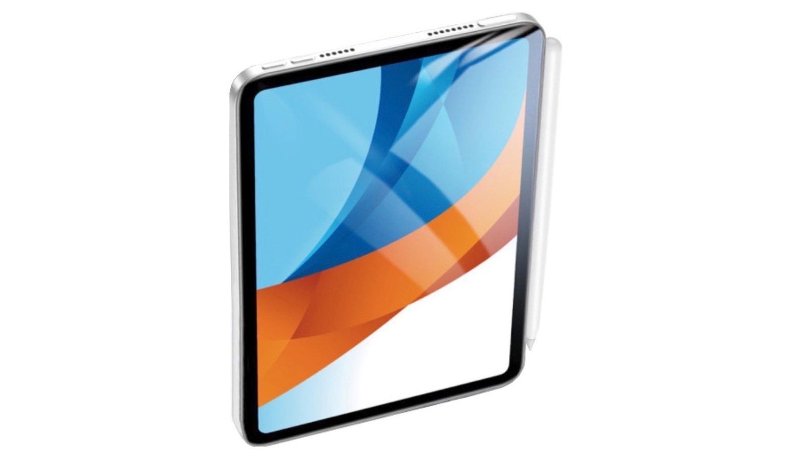 iPad mini với nút âm lượng trên đỉnh máy bước đột phá sau nhiều năm