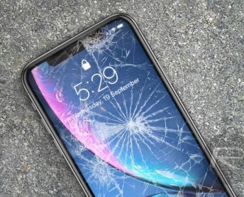 THAY MẶT KÍNH iPHONE X - XS - XS MAX